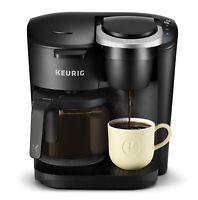 Coffee Maker Machine Single Serve Essential K-Cup pods 12 Cup Drip Carafe Brewer