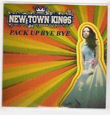 (GS469) New Town Kings, Pack Up Bye Bye - 2015 DJ CD