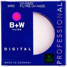 Filtres filetés B&W pour appareil photo et caméscope UV