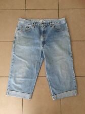 LEVIS 504   Light blue  Denim shorts    Size 38
