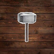 Mjolnir (Thor's Hammer) Decal/Sticker