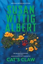 Cat's Claw (Pecan Springs Mystery)-ExLibrary