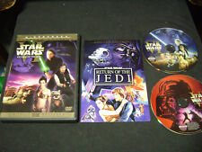 Star Wars VI  RETURN OF THE JEDI  Limited Edition DVD Orig Theatrical VERSION
