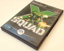 PROMO ps2 X SQUAD pal fr complet sony playstation 2