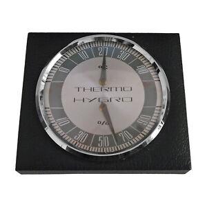 Hygrometer Thermometer analog Wilkie 9 x 8 cm Thermohygrometer Luftfeuchtigkeit
