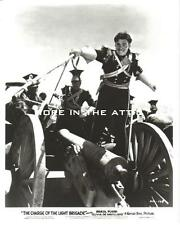 ERROL FLYNN CHARGE OF THE LIGHT BRIGADE WARNER BROTHERS FILM STILL #1