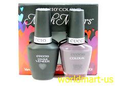 CUCCIO VENEER Match Makers Soak Off Gel Polish & Matching Larquer Color / Part 2