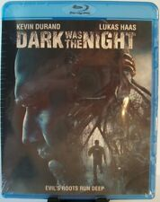 Dark Was the Night Blu-ray (2015 - RLJ / Image) ~ Kevin Durand, Lukas Haas