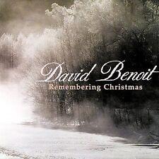 Remembering Christmas by David Benoit (CD, 1996, GRP) VERY GOOD / FREE SHIPPING