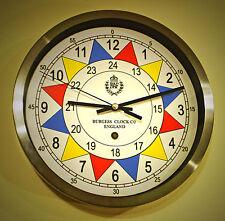 RAF Royal  Air Force Operation Room Sector Wall Clock, WW2 1940 Replica.