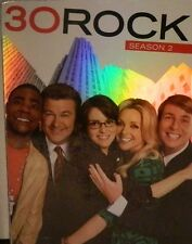 30 ROCK The COMPLETE SEASON TWO 15 Episodes + Lots of Bonus Features SEALED