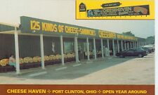 PORT CLINTON,OHIO-CHEESE HAVEN-MEAT/CHEESE SHOP-(STORE-413*)