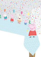 Peppa Pig Plastic Party Tablecover