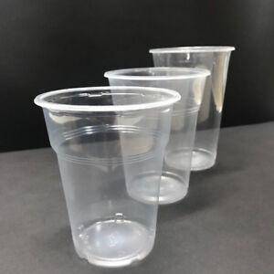 100 -1000 Ausschankbecher 0,3l 0,4l 0,5l  Plastikbecher  Kunststoff