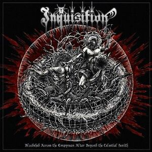 INQUISITION - BLOODSHED ACROSS THE EMPYREAN - CD SIGILLATO 2016 JEWELCASE