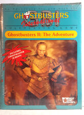 1989 Ghostbusters II International RPG- The Adventure -Role Play Game (M5604)