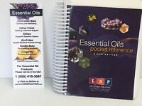 Essential Oils Pocket Reference (2014, Spiral) EUC 485 Pages & Bookmark