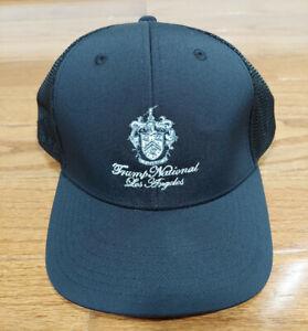 Adidas Trucker Trump National Las Angeles Hat Cap New Snapback
