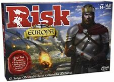 Juego mesa Risk Europa Hasbro Gaming B7409105