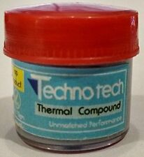 Technotech 12 GM Grey Thermal Heat Sink Compound, Paste, Grease for CPU Fan