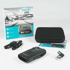 ESCORT X80 Radar Laser Detector with Bluetooth - NEW