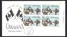 Canada     # 934  GLACIER NATIONAL PARK SPECIAL CACHET     New 1984 Unaddressed
