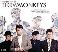 Blow Monkeys - The Very Best Of Blow Monkeys [CD]