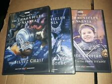 The Chronicles of Narnia Bbc 3 Dvd Set