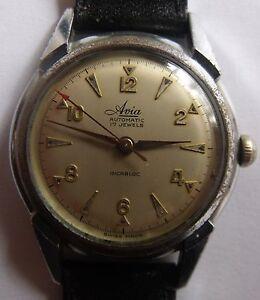Genuine AVIA-Swiss men automatic watch-17J