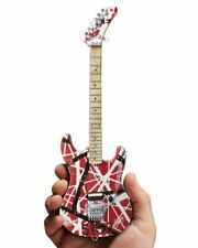 Axe Heaven Licensed Eddie Van Halen's 5150 Mini Guitar Replica Collectible