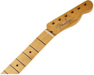 * Fender Telecaster Replacement Neck Maple 21 Vintage 50s Tele 099-1202-921