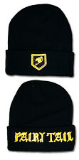 *NEW* Fairy Tail: Golden Guild Logo Beanie by GE Animation
