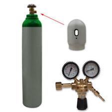 Bombola di gas 8 litri ARGON 4.8 TIG WIG 1.5m3 saldatura + Riduttore
