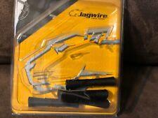 Jagwire Tube Tops 3G Frame Protectors for Brake or Shift Housing, Black Bag/4