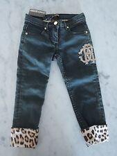 Roberto Cavalli Girls Jeans Size 6 Years