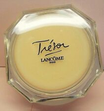 """Tresor Lancome Paris Perfume Empty Container Jar With Cover 2.25"""" x 4.25"""""""
