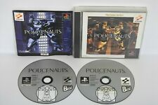 POLICENAUTS the Best Ref/ccc PS1 Playstation Japan Game p1