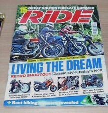 November Ride Motorcycles Magazines in English