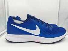 Nike Air Zoom Pegasus 34 Reino Unido 11 Índigo Fuerza Azul Blanco Foto Azul 880555-413