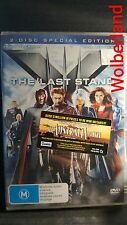 X-Men 03 - The Last Stand [ 2 Special Edition DVD Set ] Region 4, NEW & SEALED
