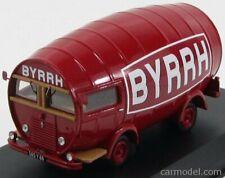 Provence moulage pm0093 scala 1/43 renault 1400kg van le tonneau byrrh 1953 red
