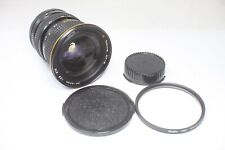 AS IS Tokina AT-X 24-40mm F/2.8 MF Lens for Canon FD Made In Japan
