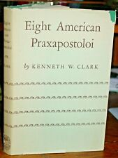 Eight American Praxapostoloi, Manuscripts of Acts and Epistles, 1941 Hc/Dj
