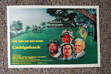 CADDYSHACK MOVIE CHEVY CHASE BILL MURRAY A3 ART PRINT POSTER YF5107