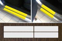 Lackschutzfolie Set 4 teilig universal Einstiegsleisten Einstiege Türen