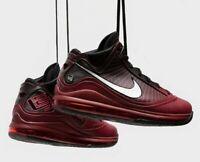 Nike LeBron VII QS - Team Red / Metallic Silver - Sizes 5-11UK CU5133-600