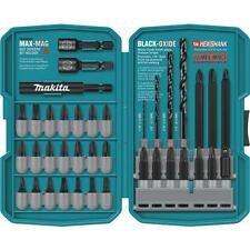 Makita 38-Piece Bit Set