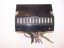 Fuse box, VW Beetle 1303 & Type 2 1974-1979