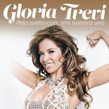 Gloria Trevi - Pelo Suelto Con... Mis Numero 1 [New CD]