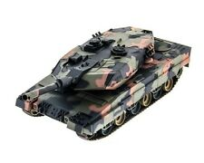 1:24 German Leopard II A5 RC Battle Tank Remote Control Airsoft New